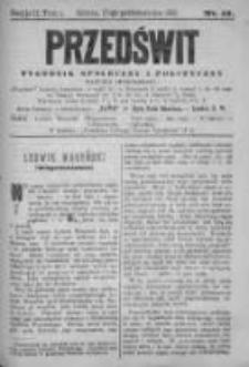 Przedświt 1891, Nr 16