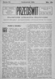 Przedświt 1893, Nr10