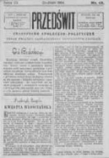 Przedświt 1894, Nr 12