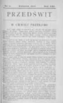 Przedświt 1901, Nr 4