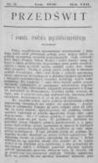 Przedświt 1902, Nr 2