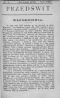 Przedświt 1902, Nr 4
