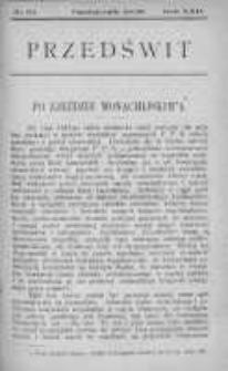 Przedświt 1902, Nr 10