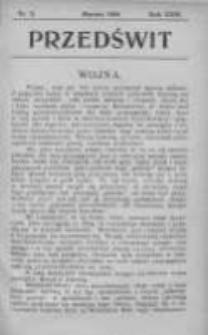 Przedświt 1904, Nr 3