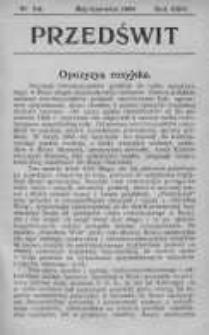 Przedświt 1904, Nr 5-6