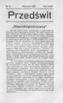 Przedświt 1910, Nr 4