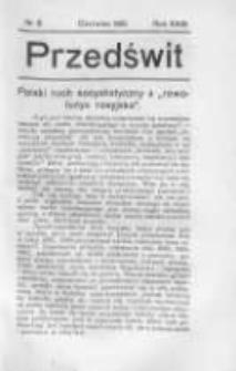 Przedświt 1910, Nr 6