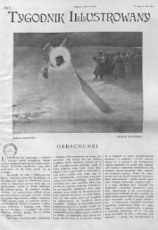 Tygodnik Ilustrowany 1906 (Nr 1-13)