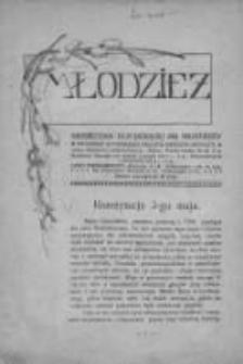 Młodzież : Miesięcznik dla uczacej się młodzieży, 1916, R. I, Nr 2