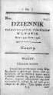 Dziennik Patriotycznych Polityków w Lwowie 1796 II, Nr 107
