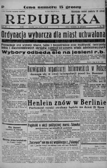 Ilustrowana Republika 8 lipiec 1938 nr 185