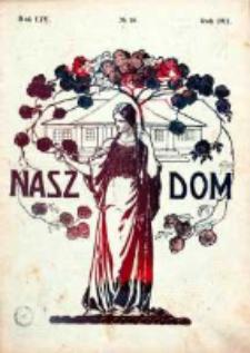 Nasz Dom (Tygodnik Mód i Powieści) 1914, Nr 16