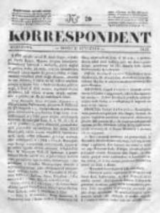 Korespondent, 1835, I, Nr 20