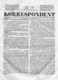 Korespondent, 1835, I, Nr 37