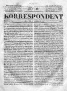 Korespondent, 1835, I, Nr 42