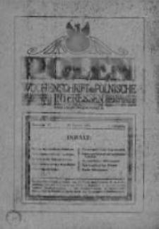 Polen. Wochenschrift für polnische Interessen. 1916, Jg. 2, Bd. V, Nr 57