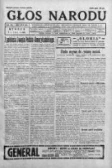 Głos Narodu 1931, Nr 179