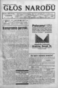 Głos Narodu 1931, Nr 181