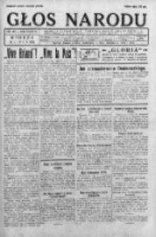 Głos Narodu 1931, Nr 193