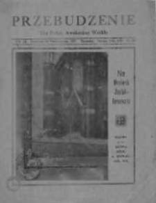 Przebudzenie 1937, Nr 43