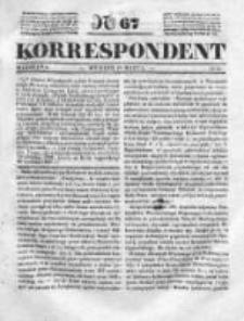 Korespondent, 1835, I, Nr 67