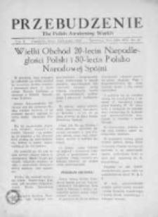 Przebudzenie 1938, Nr 45