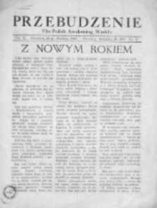 Przebudzenie 1938, Nr 52