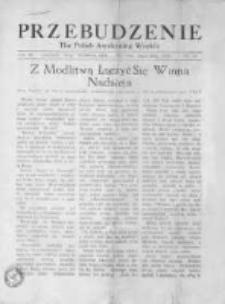 Przebudzenie 1939, Nr 16