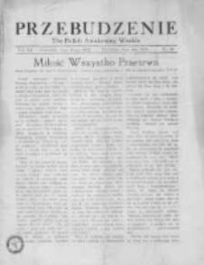 Przebudzenie 1939, Nr 18