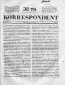 Korespondent, 1835, I, Nr 70