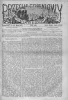 Przegląd Tygodniowy Życia Społecznego Literatury i Sztuk Pięknych 1872, R.VII, Nr 21