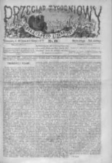 Przegląd Tygodniowy Życia Społecznego Literatury i Sztuk Pięknych 1872, R.VII, Nr 32