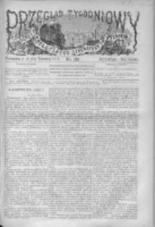 Przegląd Tygodniowy Życia Społecznego Literatury i Sztuk Pięknych 1872, R.VII, Nr 38