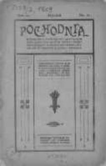 Pochodnia. Miesięcznik poświęcony artykułom popularno-naukowym różnej treści obchodzącej każdego człowieka, 1909, R.2, Nr 11