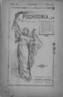 Pochodnia. Miesięcznik poświęcony artykułom popularno-naukowym różnej treści obchodzącej każdego człowieka, 1909, R.2, Nr 16