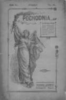 Pochodnia. Miesięcznik poświęcony artykułom popularno-naukowym różnej treści obchodzącej każdego człowieka, 1909, R.2, Nr 18