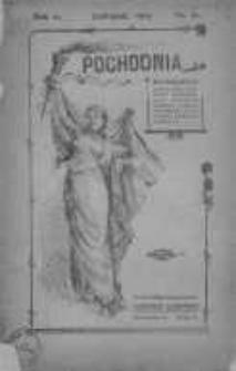 Pochodnia. Miesięcznik poświęcony artykułom popularno-naukowym różnej treści obchodzącej każdego człowieka, 1909, R.2, Nr 21