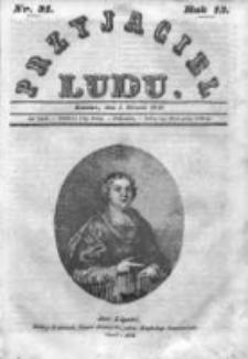 Przyjaciel Ludu czyli Tygodnik potrzebnych i pożytecznych wiadomości 1846, R.13, Nr 31
