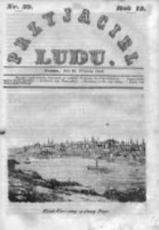 Przyjaciel Ludu czyli Tygodnik potrzebnych i pożytecznych wiadomości 1846, R.13, Nr 39