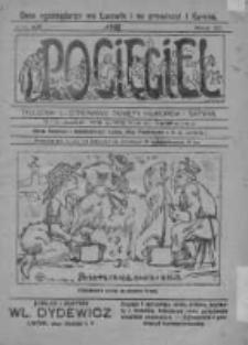 Pocięgiel. Tygodnik ilustrowany tknięty humorem i satyrą, 1919, R. 10, Nr 45