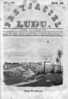Przyjaciel Ludu czyli Tygodnik potrzebnych i pożytecznych wiadomości 1846, R.13, Nr 52
