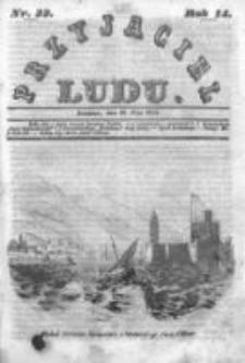 Przyjaciel Ludu czyli Tygodnik potrzebnych i pożytecznych wiadomości 1846, R.14, Nr 22
