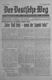 Der Deutsche Weg 8 marzec 1936 nr 9