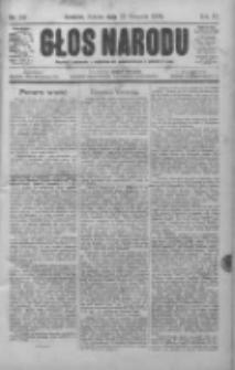 Głos Narodu, 1896, II, Nr 192