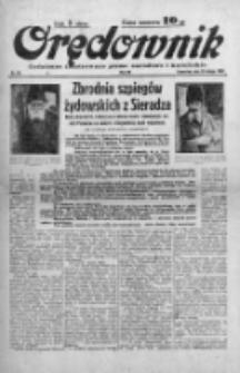 Orędownik : Codzienne ilustrowane pismo narodowe i katolickie 1935 I, Nr 48