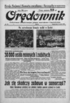 Orędownik : Codzienne ilustrowane pismo narodowe i katolickie 1935 I, Nr 127