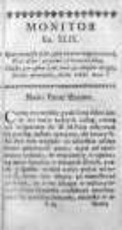 Monitor, 1765, Nr 49