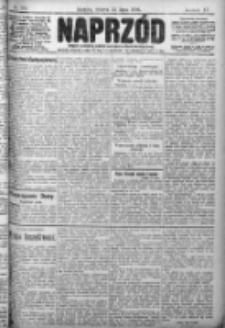 Naprzód. Czasopismo polityczne i społeczne. - Organ partyi socyal-demokratycznej 1906, R. XV, Nr 201