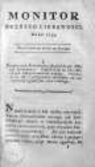 Monitor Różnych Ciekawości 1795, T. 1, Cz. 3