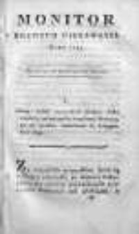 Monitor Różnych Ciekawości 1795, T. 1, Cz. 6